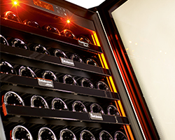 Wine cabinet - global lighting