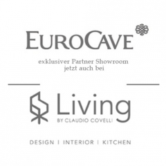 EuroCave jetzt auch bei Living by Claudio Covelli